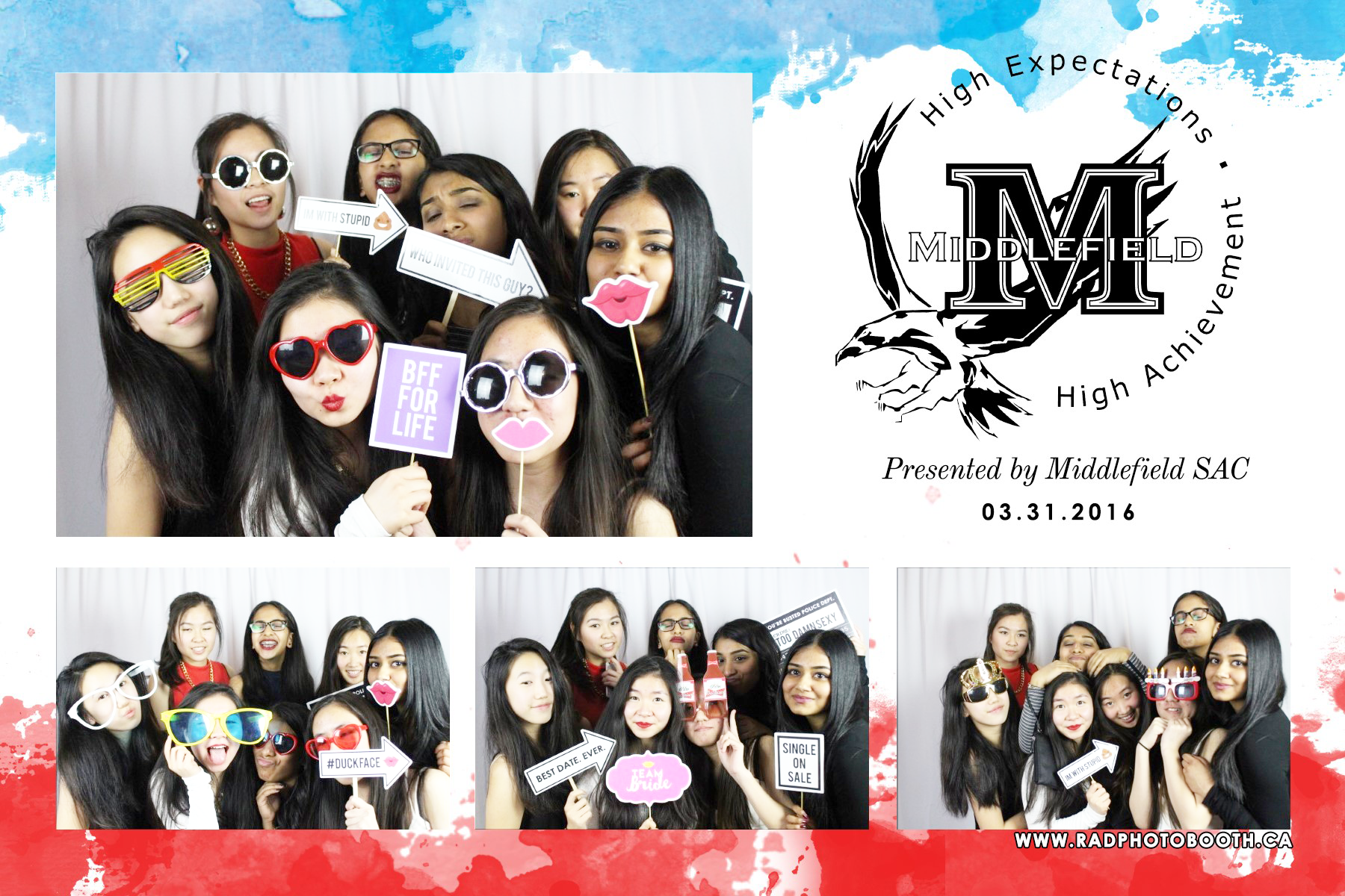 Semi Formal Photobooth