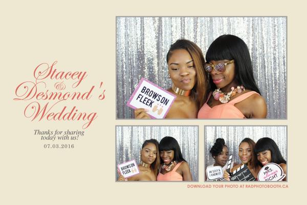 Stacey & Desmond Wedding