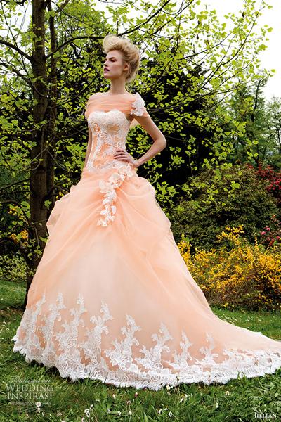 Jillian 2015 Wedding Collection