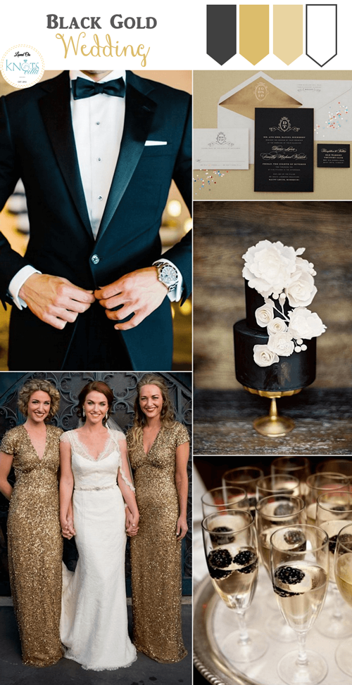 10 wedding color combination ideas for Best wedding color combinations