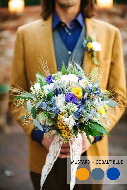 Wedding Color Palettes
