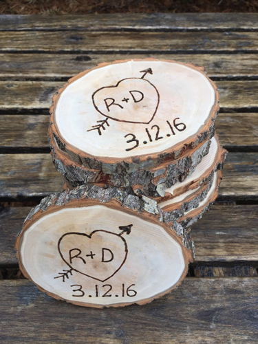 Willow Wood Disks