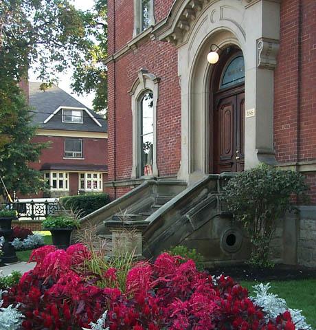 George Brown House
