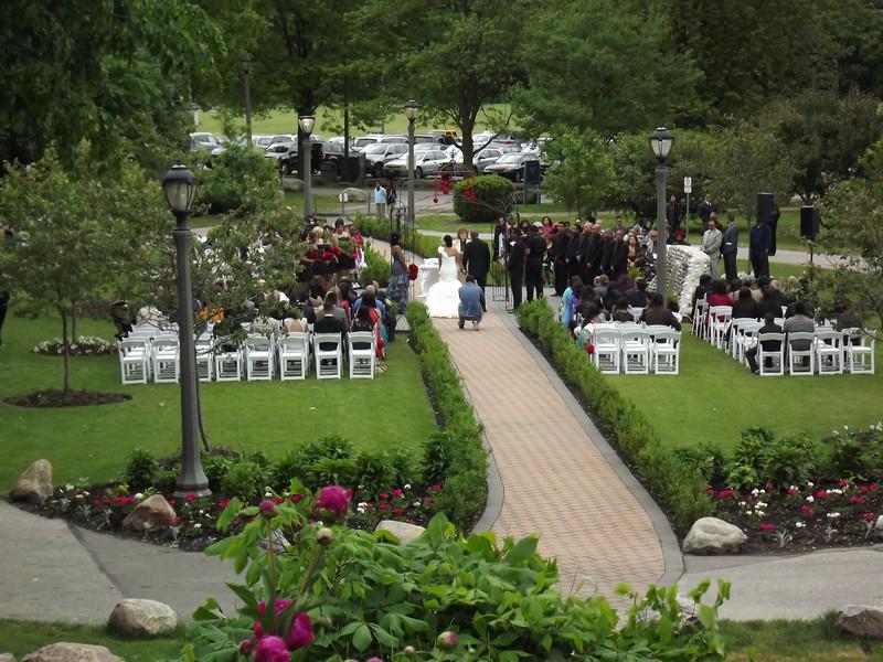 10+ Outdoor Wedding Venues Toronto
