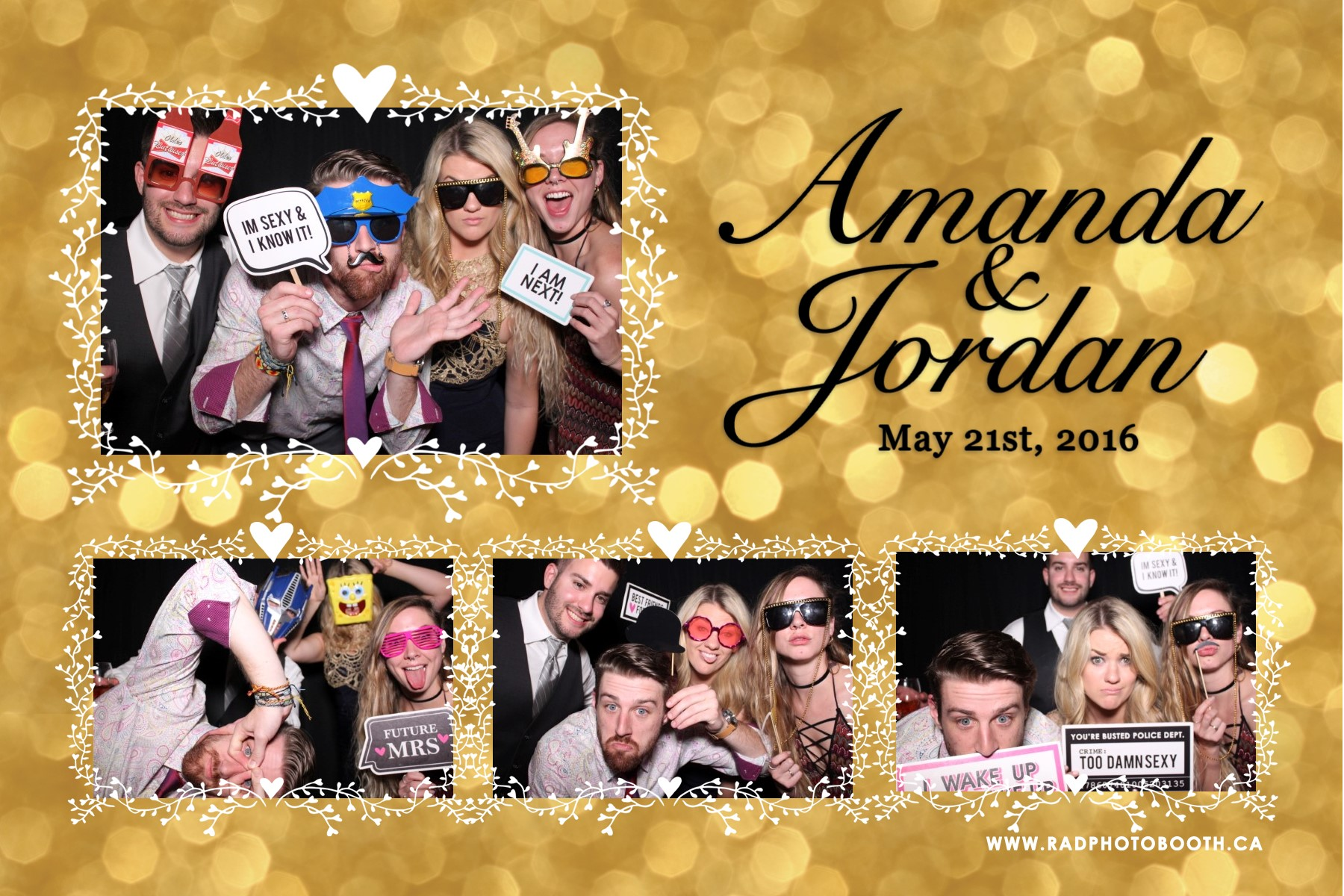 Atlantis Pavillion Photobooth