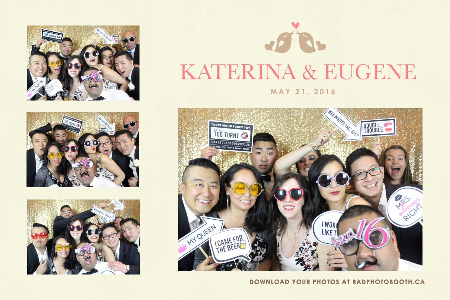 National Event Venue Photo Booth