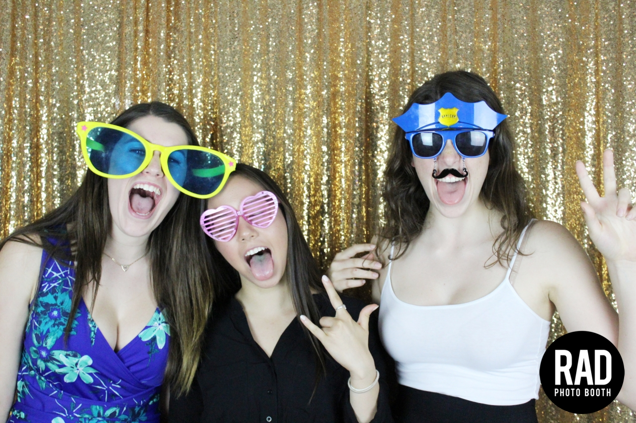 Graduation Photo Booth