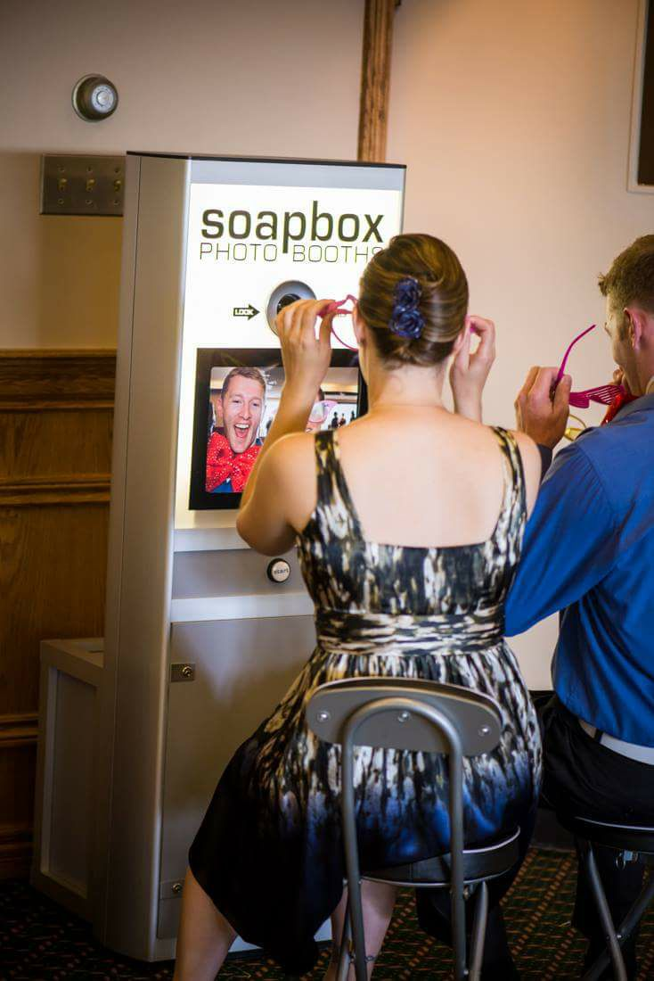 Soap Box Booths Photo