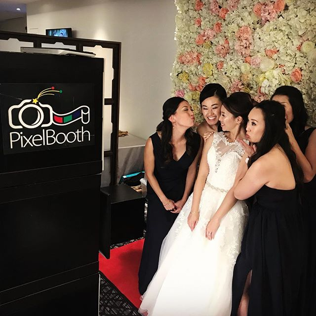 PixelBooth Photo Booth Rental