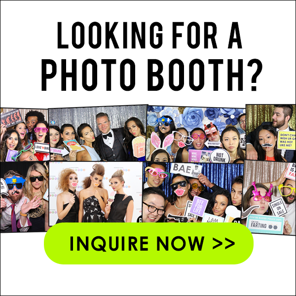 Photo Booth Rental Toronto